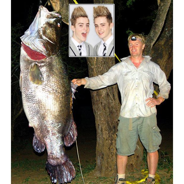 Tim Smith rāda pasaules... Autors: bizonis1 Lielas zivis = Slavenības