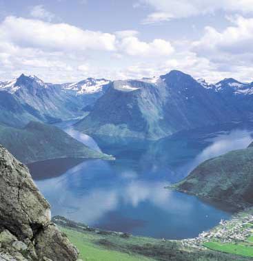 Norvēģija Autors: darons 5 Drošākās pasaules valstis