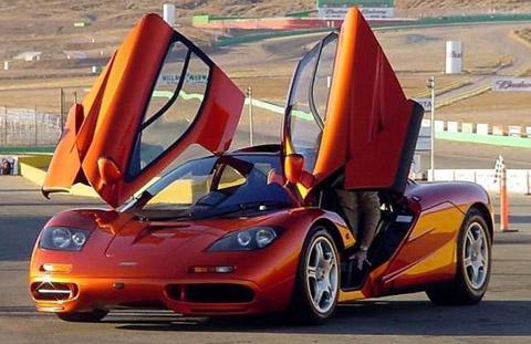 McLaren F1 Autors: darons 5 dargākās 2009/2010gada automašīnas