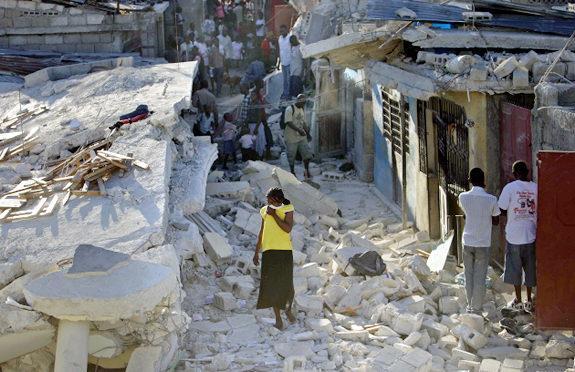 Autors: UglyPrince Zemestrīce Haiti