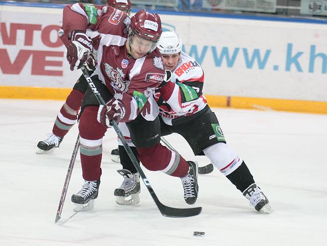 Autors: ak34 Foto: Dinamo Rīga sausajā uzvar Automobilist