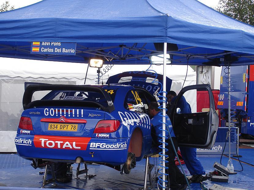 Autors: HEYCO WRC auto foto (2007-2009) Neste Rally Finland