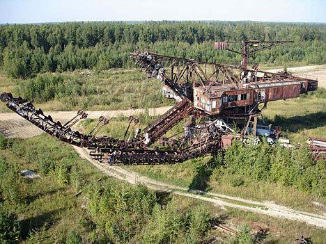 Pamesta satalītstacījas ar... Autors: coldasice Ražots un aizmirsts PSRS.