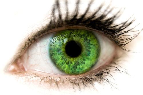 Zaļas acis  liecina par to ka... Autors: mazaaph Paskaties acīs :)