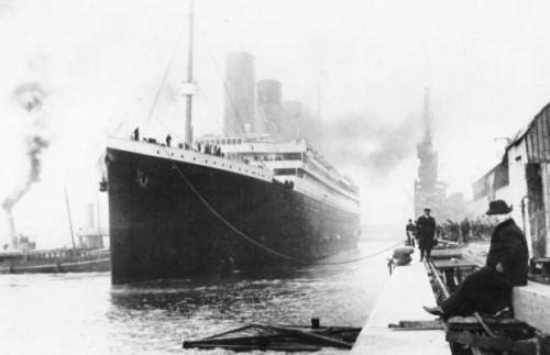 100 gadu jubileja kopš... Autors: vitux 100 gadi kopš titānika bojāejas