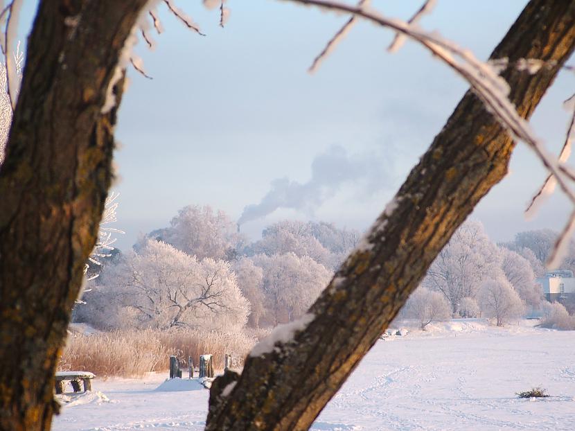 Autors: AligSaškaaaa Jūrmala ziemā (Majori & uz Lielupes) ;)
