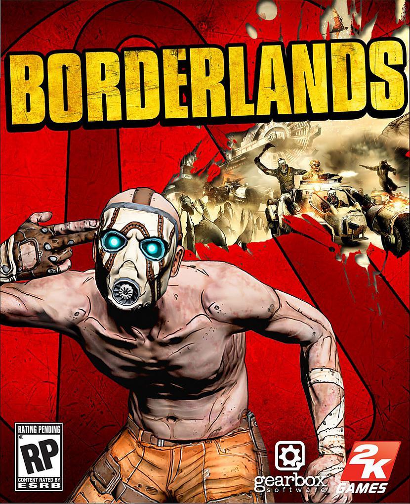Borderlans Autors: Area51 2009 gada PC Spēļu Top 10