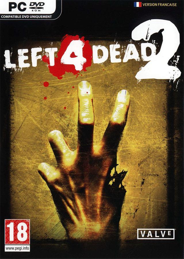 Left 4 Dead 2 Autors: Area51 2009 gada PC Spēļu Top 10