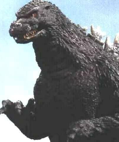 Godzilla kodolizmēģinājumu... Autors: Fosilija 10 slaveni milži!!