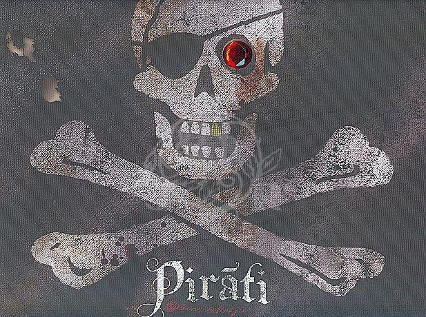 Pirātu grāmata Autors: Fosilija Saglabājušies cauri laikmetiem