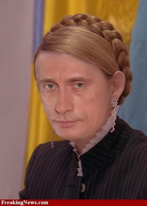 Vladimirs Putins Autors: Forest Maiden Ja viņiem būtu pretējais dzimums...
