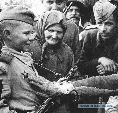 Polkas dēls 1944 gads Autors: LAGERZ Bērni 2 pasaules kara laikā