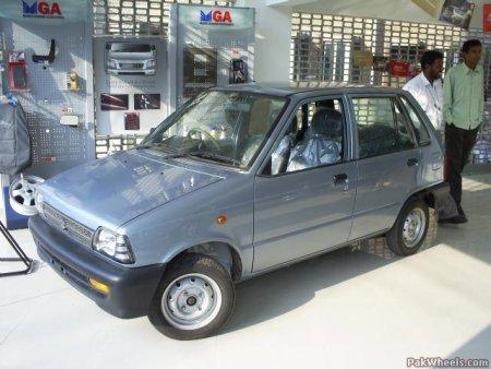3 vietā Suzuki Maruti 800... Autors: Fosilija !!!10 lētākās mašīnas pasaulē!!!