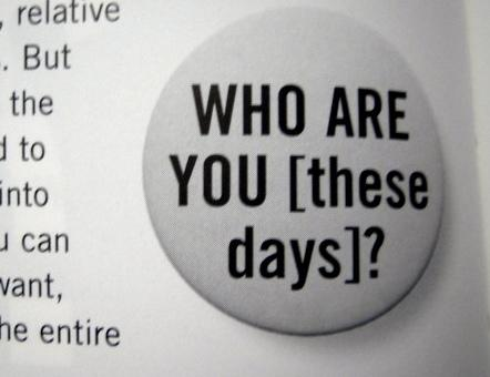 Autors: MissPuta Kas Tu esi?