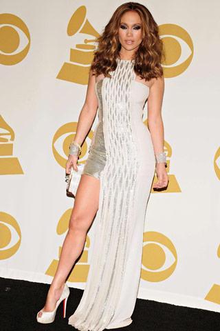 Jennifer Lopez in Versace with... Autors: kerli121 52nd Grammy Awards