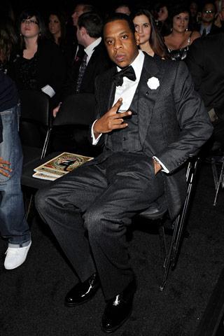 JayZ in Tom Ford Autors: kerli121 52nd Grammy Awards