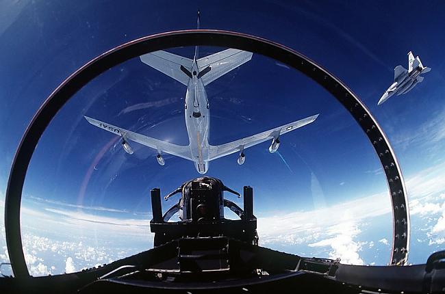 KC135A Stratotanker aircraft... Autors: YOSLOWAG Aviācijas vadības paneļi.
