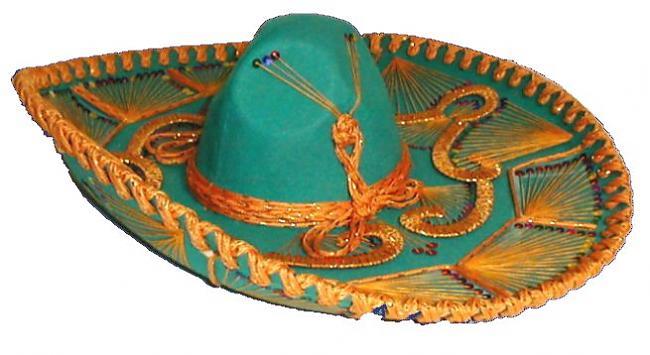 Sombrero no Meksikas ... Autors: RūdisPH 10 nederīgākie suvenīri no ceļojumiem