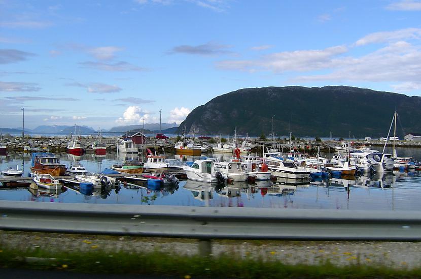 Jahtas un laivas nav nekāds... Autors: aivarsm Manas atmiņas par Skandināviju
