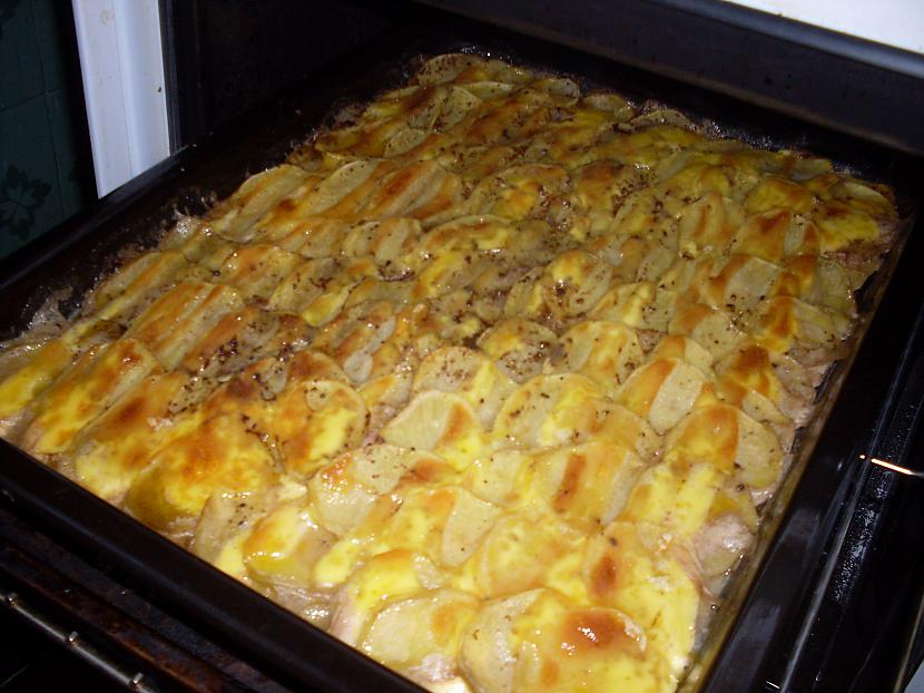 kad kartupeļi gatavi un mīksti... Autors: zitux Īsta ņamma