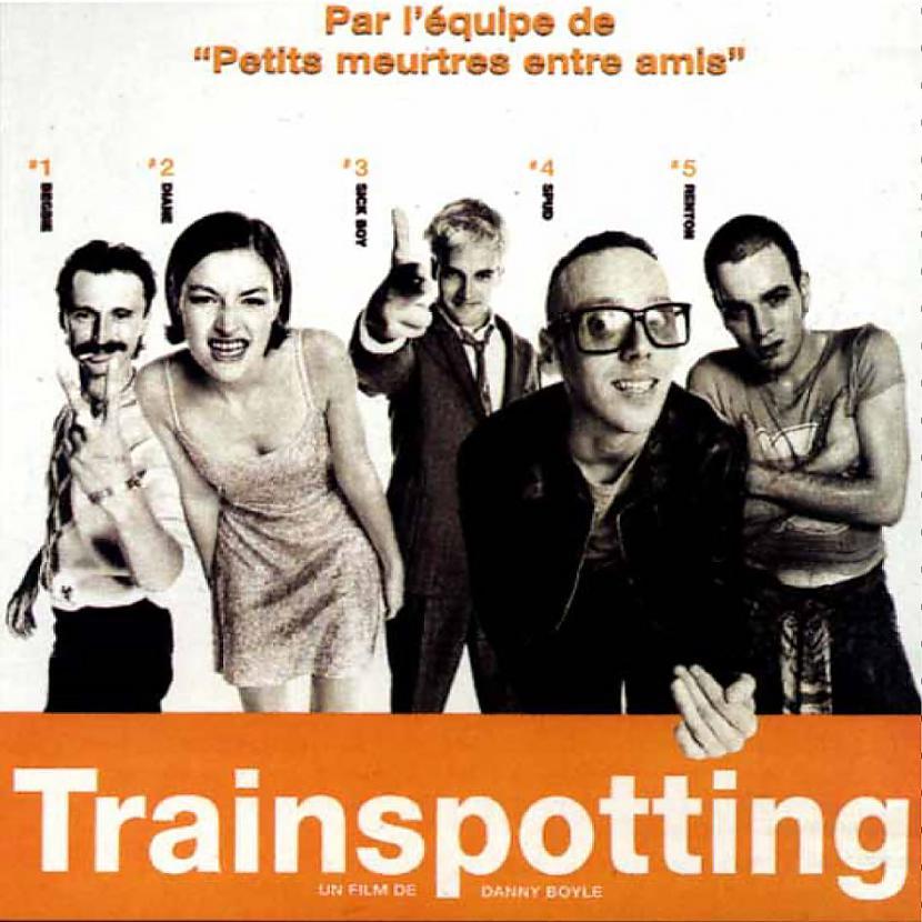 Trainspotting Autors: ome88 4 labākās filmas par narkomāniju