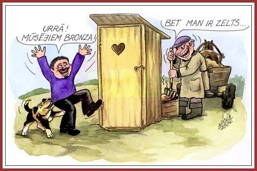 Autors: YOSLOWAG Svetdienas humors - pozitiviem cilvēkiem.