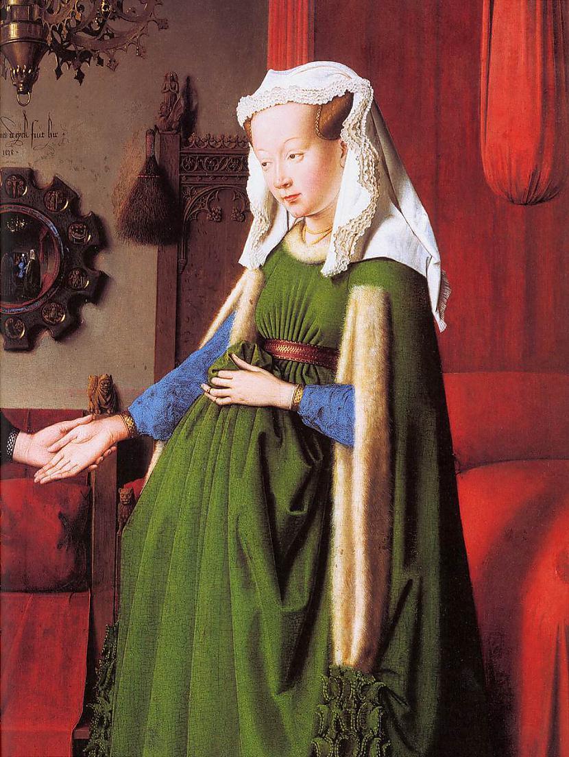 Autors: historian Arnolfīni laulības