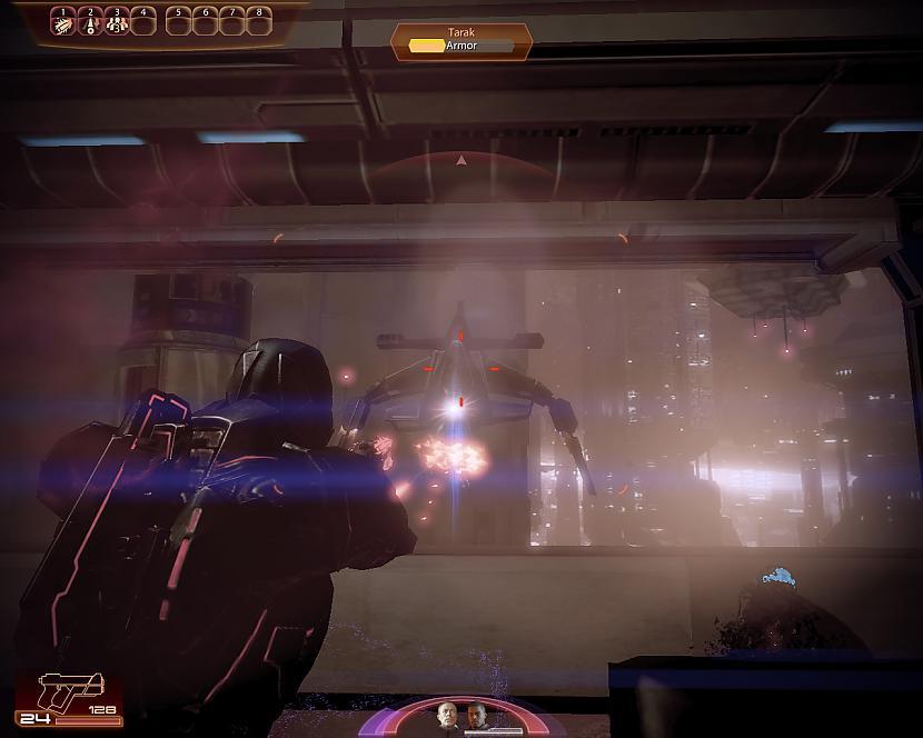 Pirmais nopietnais spēles boss Autors: RūdisPH Mass Effect 2 recenzija.