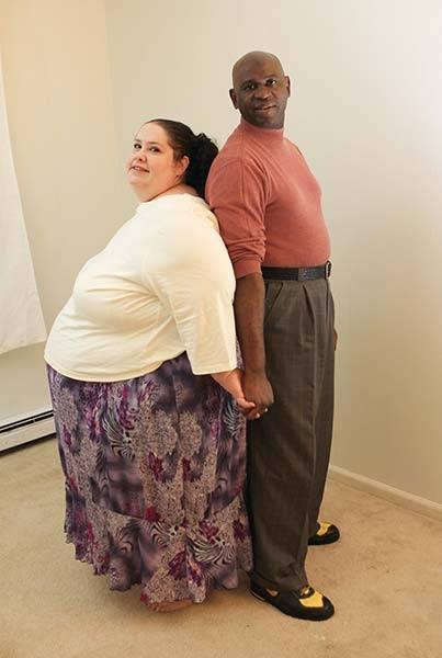 Pasaules resnākās sievietes... Autors: tvixa Viņa vēlas sasniegt 460 kg.