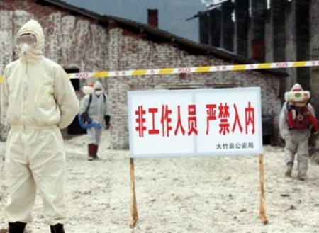 Ķīna vēl nav atbrīvojusies no... Autors: Fosilija Šokējošā Ķīna