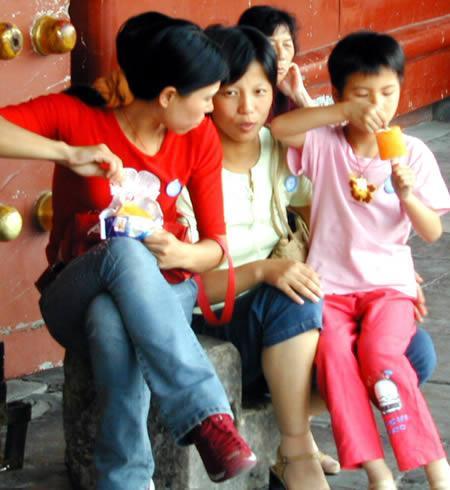 Saldējums un makaroni nāk no... Autors: Fosilija Šokējošā Ķīna