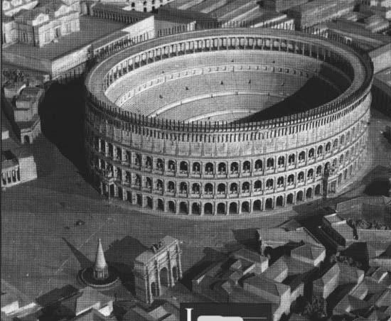 Kolizeju sāka celt 70 g p m ē... Autors: Mikuuus Kolizejs