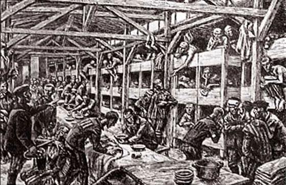 Koka barakas Tās patiesībā... Autors: industrious Aušvices nāves nometne, toreiz un tagad