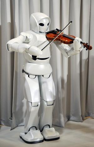 Toyotas viedotais... Autors: The chosen one Interesantie roboti.