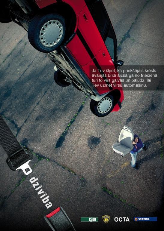 Nominācijā Sociālā reklāma II... Autors: buciite ADwards