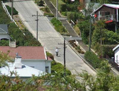 Baldwin street Jaunzeelande... Autors: Fosilija Pasaules 9 diivainaakas vietas