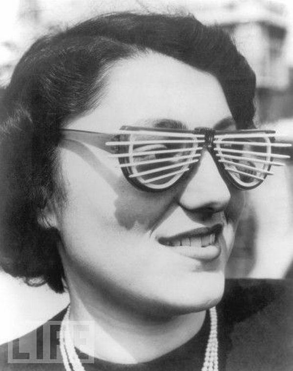 Venetian Blind Sunglasses... Autors: augsina Dullie izgudrojumi