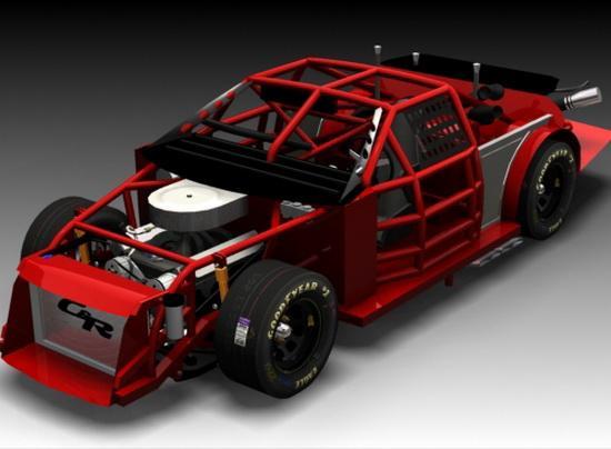 Rāmis Autors: Persona NASCAR automašīnu uzbūve