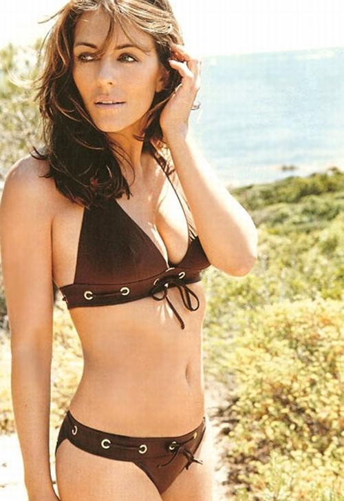 Elizabeta Herlija vienmēr ir... Autors: LAGERZ Kā bikini var izmainīt zvaigznes dzīvi?