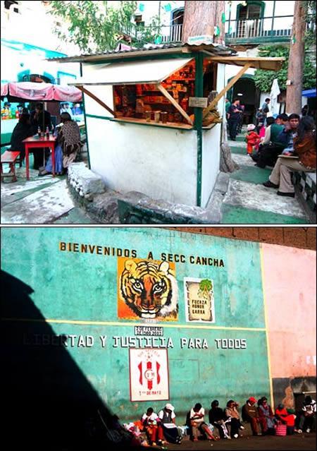 San Pedro cietums Bolivija... Autors: Fosilija Pasaules 10 divainakie cietumi