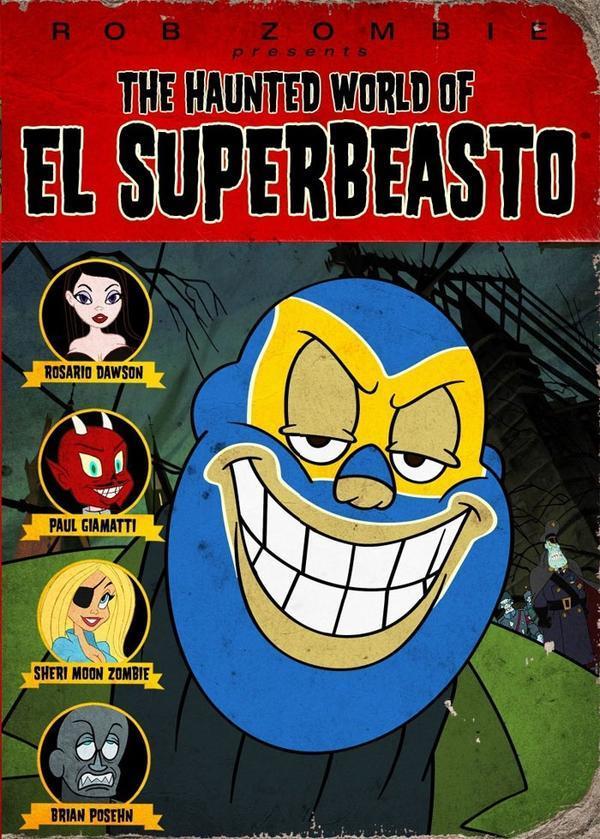 Autors: TevaDels haunted world of el superbeasto