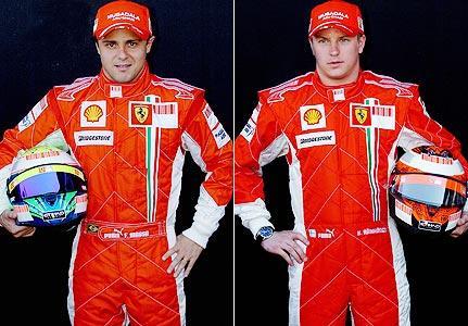 """Autors: gachuks2 F1: Lauda - """"Massa pārāks par Raikkonenu"""""""