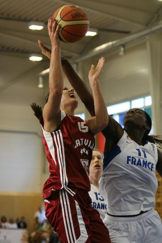 Neapturama Autors: tozaya Basketbola meitenes U-20
