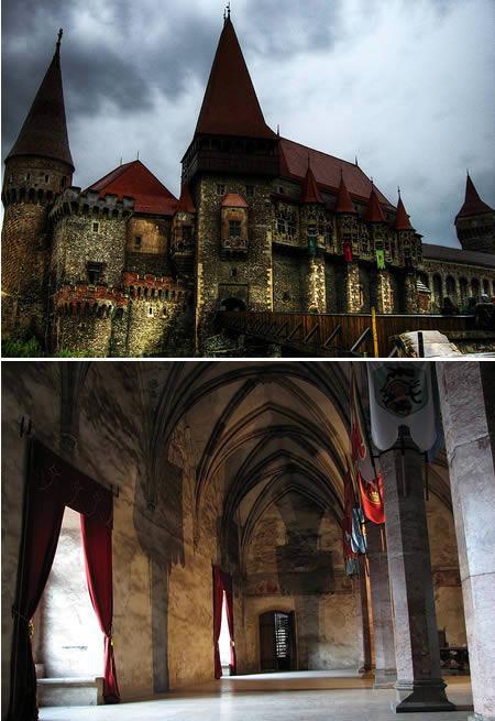 Hunyad Castle Pils atrodas... Autors: Grandsire 10 Fascinējošas Pilis
