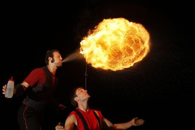 Autors: agonywhispers Paspēlējies ar uguni