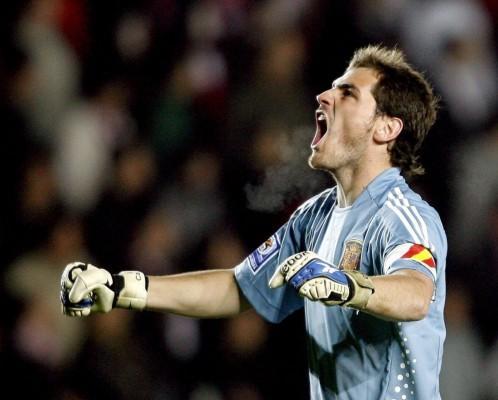 3 Iker Casillas  Spain... Autors: DjOutlaw 2010.gada PČ labākie spēlētāji.