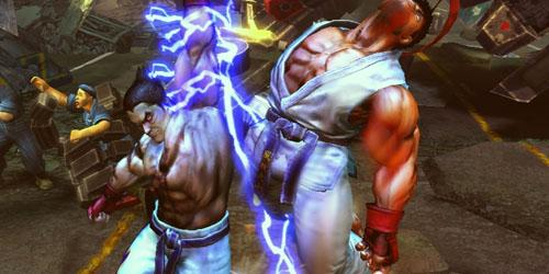 Autors: bioteslis ComicCon tiek paziņots par Street Fighter x Tekken