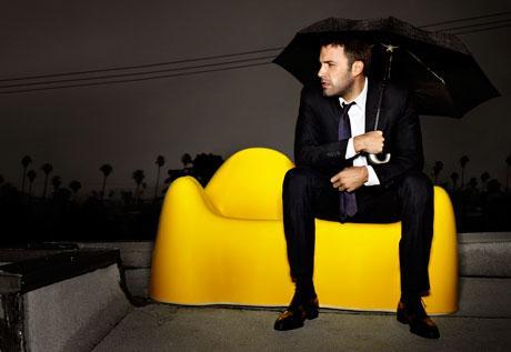 Ben Affleck Autors: Horneta Real man wear suits