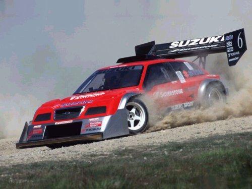 Autors: arviz Suzuki Escudo. Pikes Peak