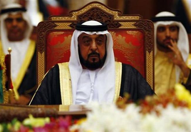 Šeihs Khalifa bin Zayed... Autors: Pack man Bagātākie karaļi, karalienes un prinči